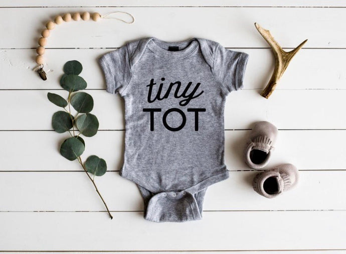 Tiny Tot Bodysuit - littlelightcollective