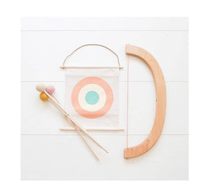 Bow & Arrow Set - littlelightcollective