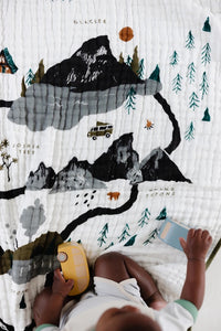 National Parks Quilt - littlelightcollective