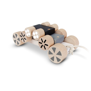 PlanToys - Stacking Wheels - littlelightcollective