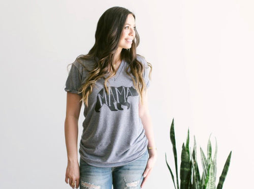 Mama Bear T-Shirt - littlelightcollective