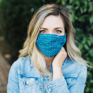 Soul Perch - Solvang Face Mask - littlelightcollective