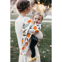 Load image into Gallery viewer, Clementine Swaddle Blanket - littlelightcollective