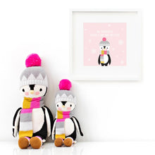 Load image into Gallery viewer, Cuddle + Kind Aspen the Penguin - littlelightcollective