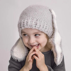 Lop Ear Bunny Beanie Hat - littlelightcollective