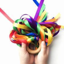 Load image into Gallery viewer, Goodfaith Toys - Hand Kites / Ribbon Wands - littlelightcollective
