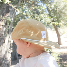Load image into Gallery viewer, Stone Five-Panel Hat - littlelightcollective