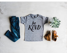 Load image into Gallery viewer, Be Kind Toddler/Youth Shirt - littlelightcollective
