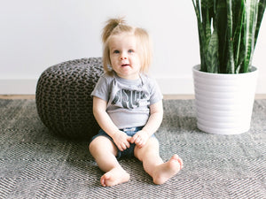 SISTER BEAR BABY BODYSUIT - littlelightcollective