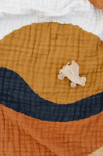 Load image into Gallery viewer, Sunset reversible Quilt - littlelightcollective