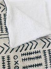 Load image into Gallery viewer, Mudcloth Baby Blanket - littlelightcollective