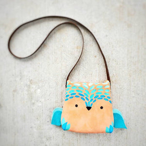 Mini Messenger toddler purse bag, ANIMAL PACK - littlelightcollective