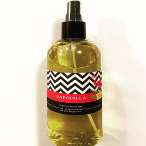 PASSION BODY OIL 8OZ