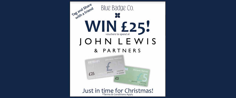 John Lewis voucher competition