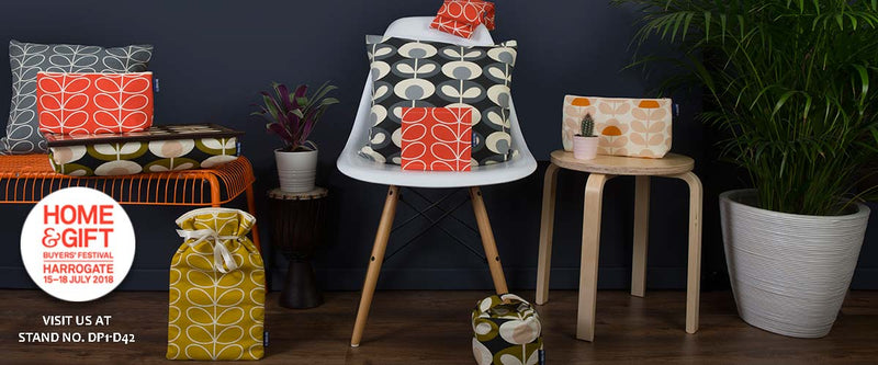 Harrogate Home & Gift 2018 - Orla Kiely Competition
