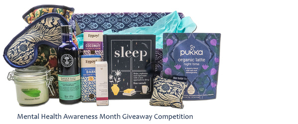 Mental Health Awareness Month Wellbeing Gift Box Giveaway