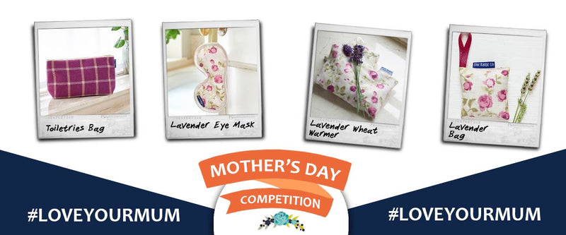 'Love Your Mum' Mother's Day Competition!
