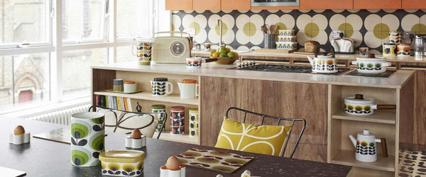 Orla Kiely Product Launch | New Blue Badge Co Products!
