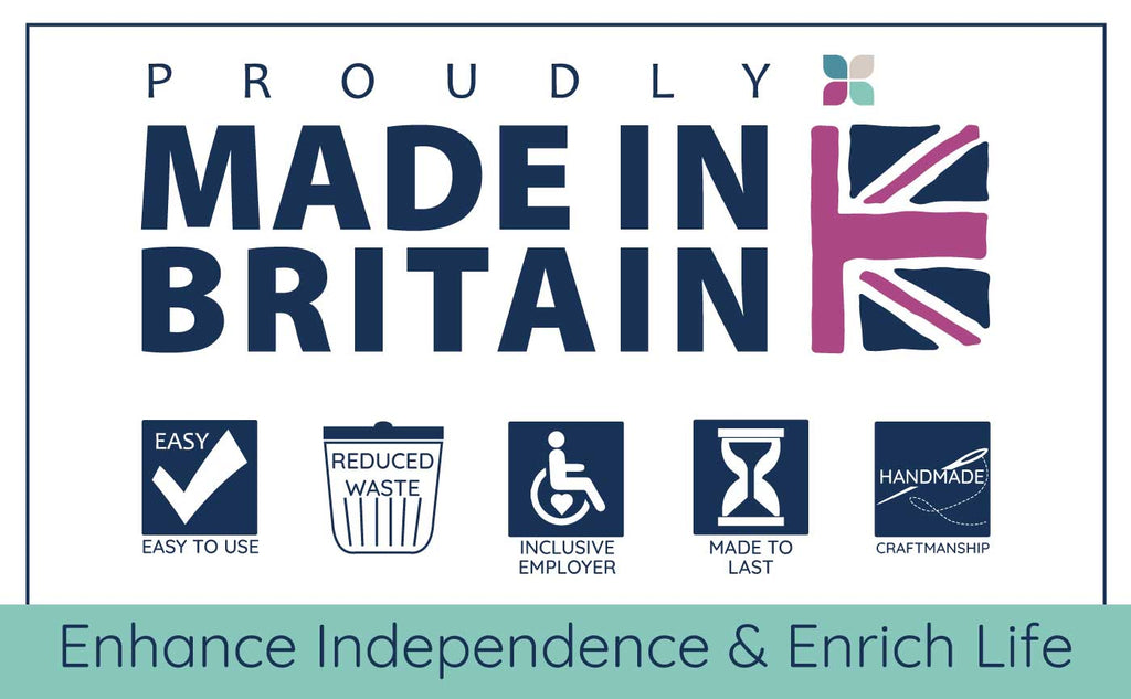 Blue Badge Co Products Made in Britain