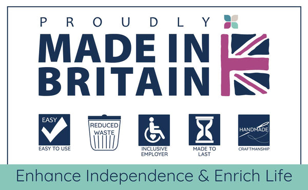 Blue Badge Co, enhance independence, enrich lives