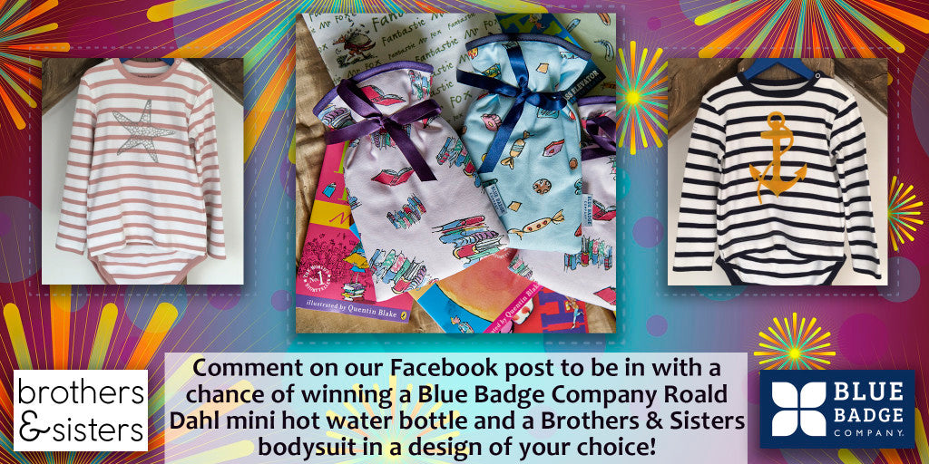 Like us on Facebook and comment on this photo on our page to be in with a chance!