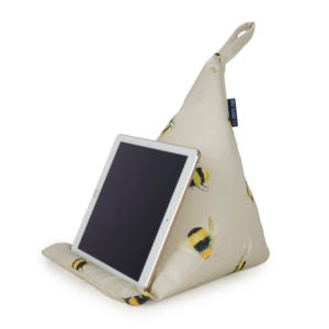 Blue Badge Co Busy Bees Cushioned Tablet Holder