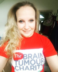 Chloe Ball-Hopkins The Brain Tumour Charity