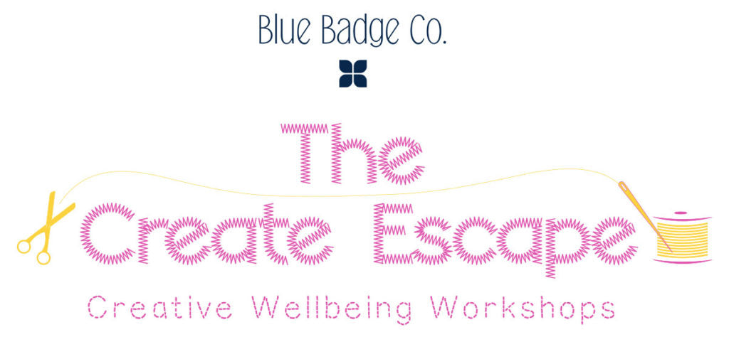 Creative Wellbeing Workshop, The Create Escape by Blue Badge Co for Mental Health Awareness Day