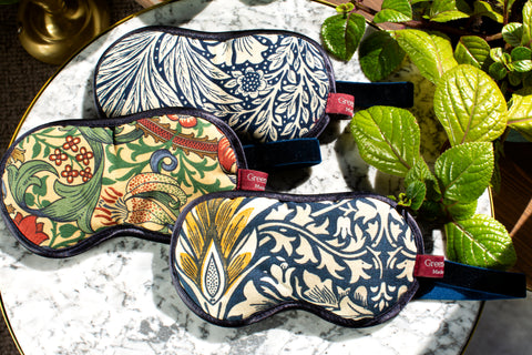 William Morris Eye Masks Collection