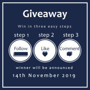 Join our October Giveaway for a chance to win a beautiful Mental Wellbeing Gift Box
