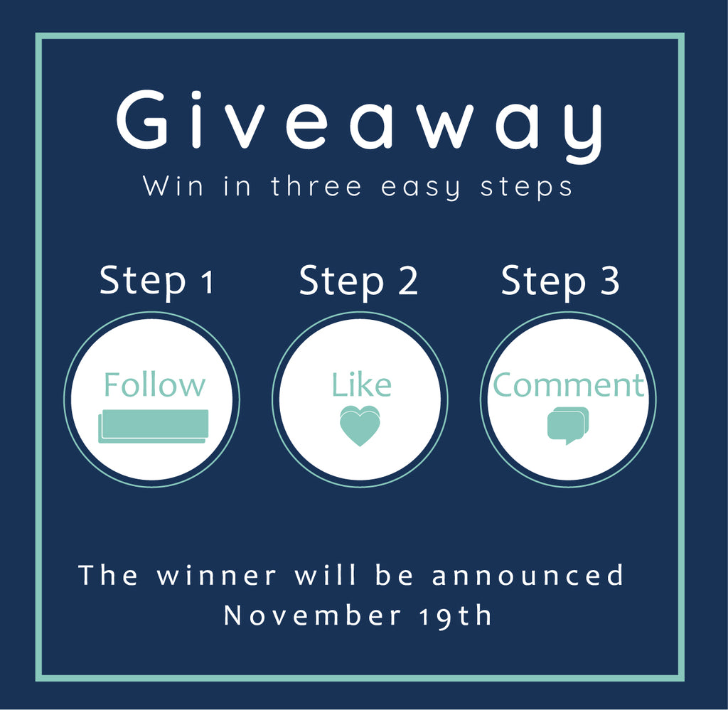 Giveaway competition for Social Media Rules