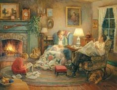 HYGGE FAMILY DRAWING