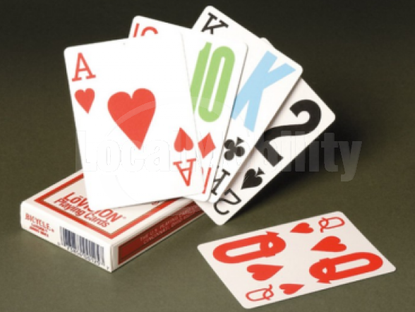 LoVision Playing Cards   Local Mobility