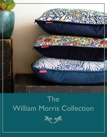 The William Morris Collection on Green&Heath Website