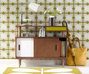 Orla Kiely prints Blue Badge Co product launch
