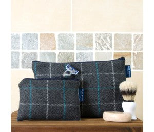 Wash Bag Gift Set Blue Badge Co