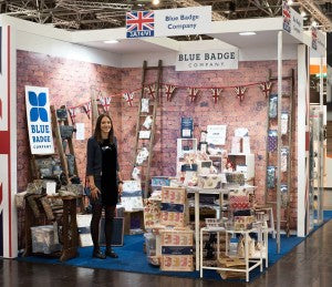 Blue Badge Company at RehaCare 2016