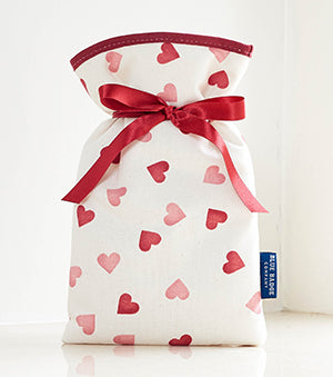 Emma Bridgewater Pink Hearts Mini Hot Water Bottle