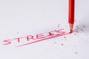 stress awareness month blog article april 2019 Blue Badge Company