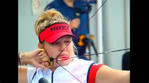 Chloe Ball-Hopkins Archery Para Olympian