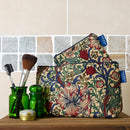 Wash Bag & Make-up Purse Gift Set in William Morris Golden Lily