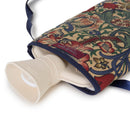 Mini Hot Water Bottle in William Morris Golden Lily
