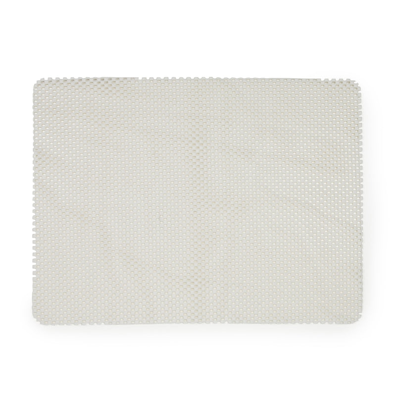 Grip and Roll Non-Slip Large Multipurpose Mat in Cream