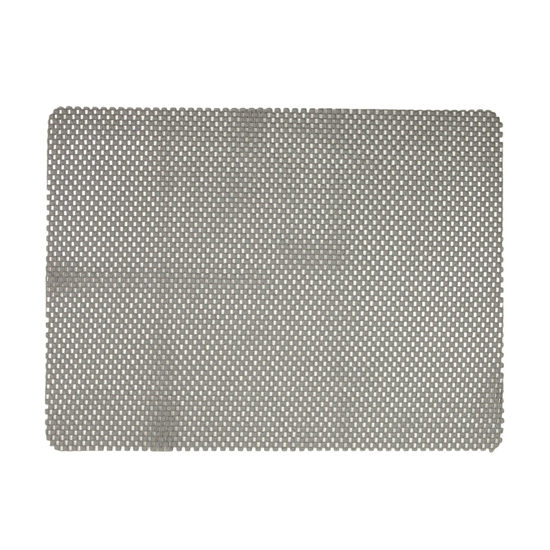 Grip and Roll Non-Slip Large Multipurpose Mat in Grey