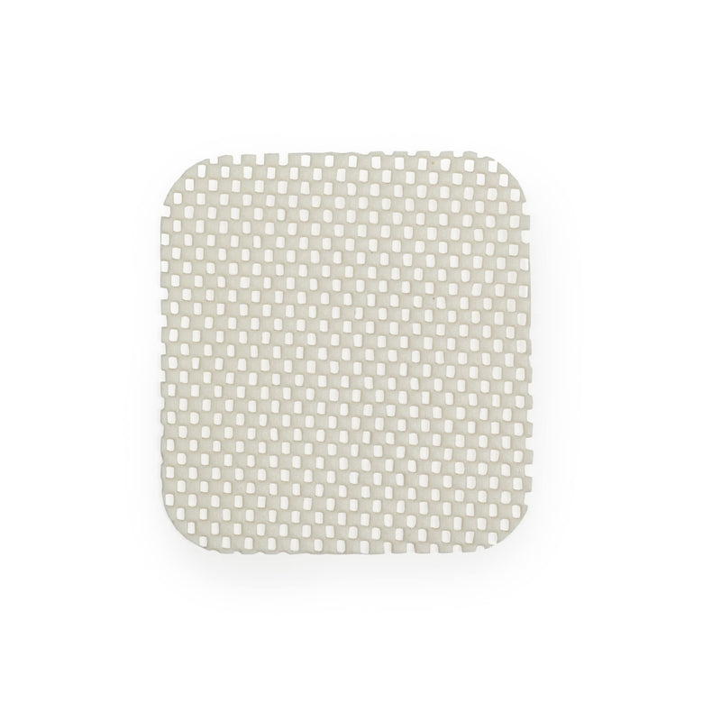 Grip and Twist Non-Slip Mini Mats in Cream