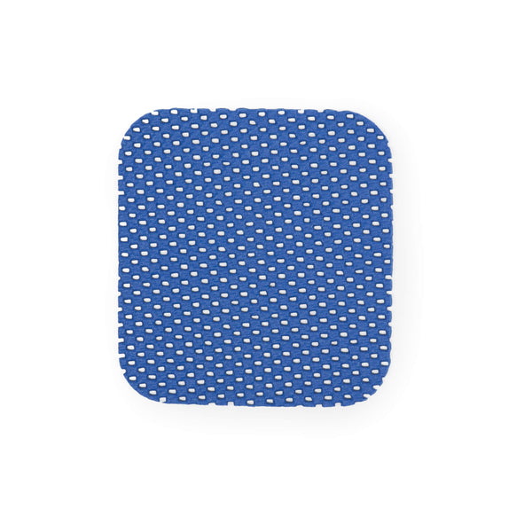 Grip and Twist Non-Slip Mini Mats in Blue