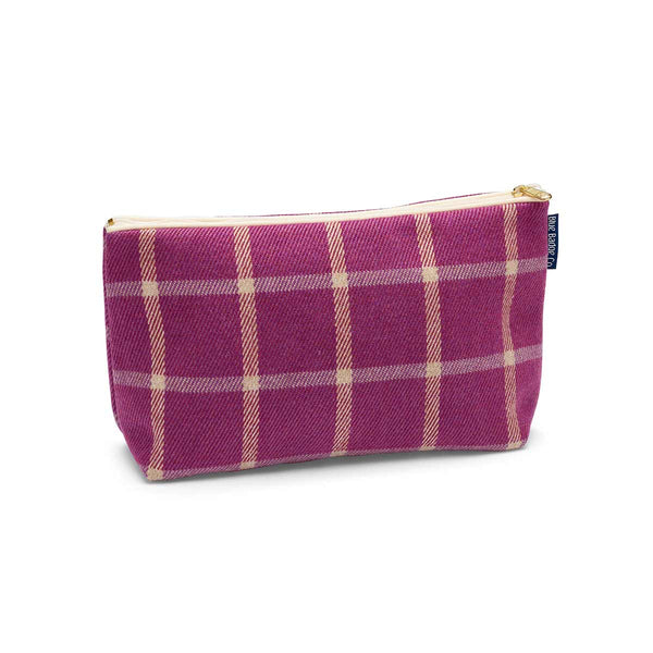 Toiletries Bag in Heather design