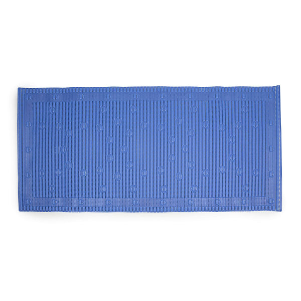 Anti-Slip Bath Mat in Navy