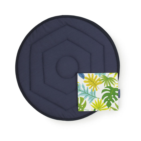 Swivel Car Cushion and Blue Badge Wallet in Jungle Design