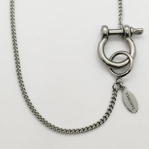 Signature Silver Hera Necklace